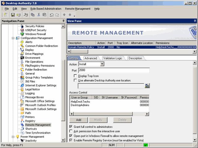 scriptlogic Desktop Authority - Desktop Management   Scritplogic.com